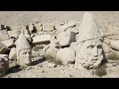 Welcome to Mount Nemrut, Turkey