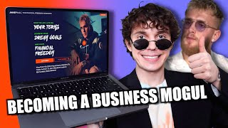 I Enrolled In Jake Paul's Business School