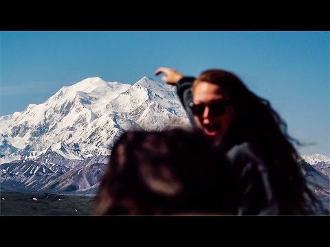 Tallest Mountain in North America, DENALI | ALASKA ROAD TRIP DAY 7