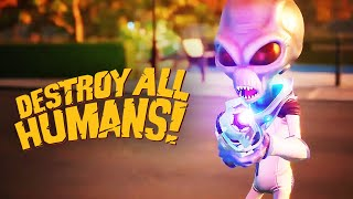 Destroy All Humans! - Official Release Date Trailer