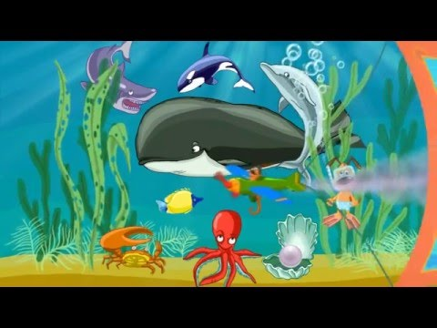 Мультфильм про рыбок для маленьких