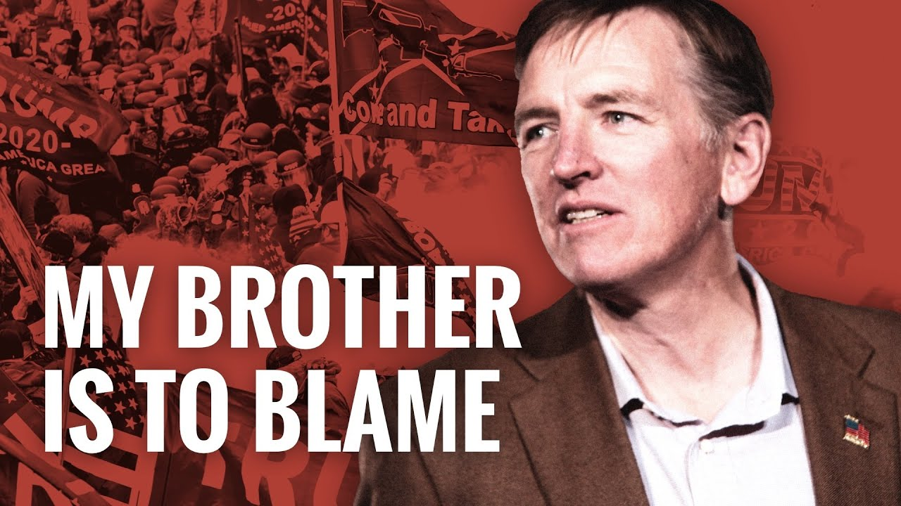 Paul Gosar's Family Blames Him for the Capitol Attack