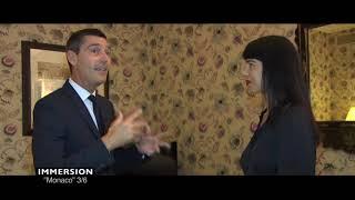 En immersion à l'Hôtel Métropole Monte-Carlo pour Azur TV 1/2