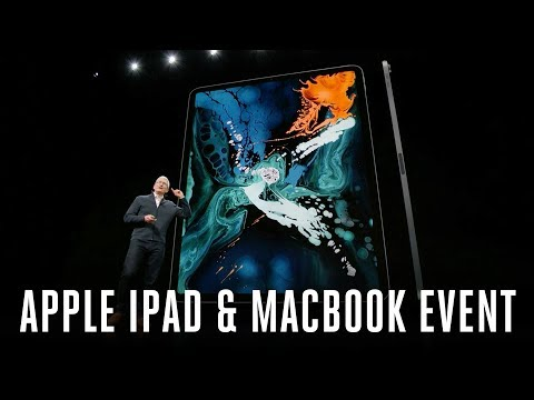 Apple iPad Pro and MacBook Air event in 9 minutes Mp3