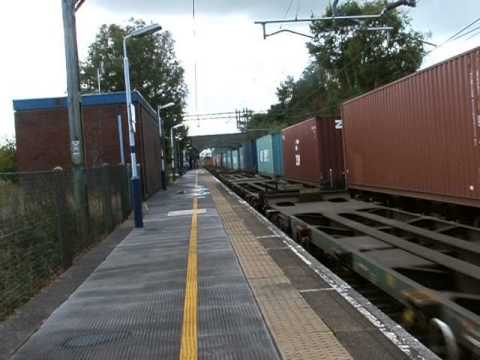 Freight Workings At Chelford + A Congleton RHTT!