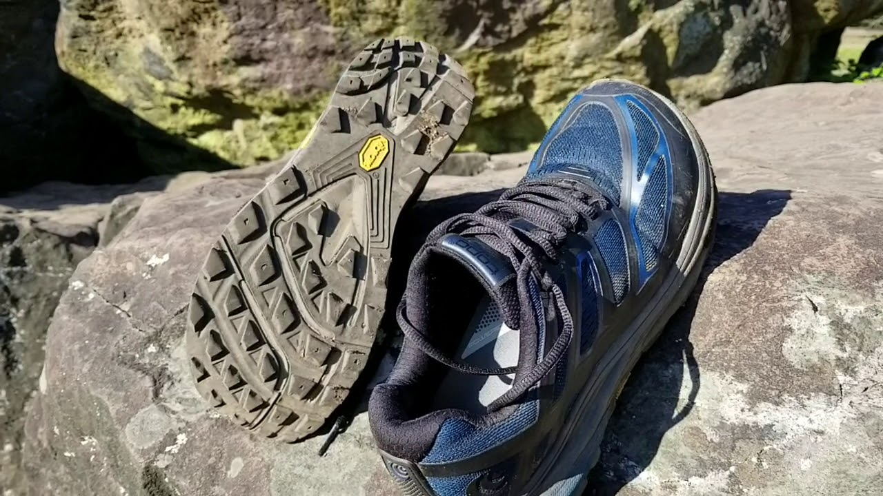 Topo Athletic Ultraventure Review - YouTube