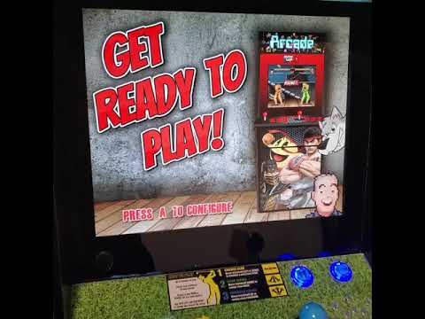 golden tee arcade1up upgrade from J M Arcades