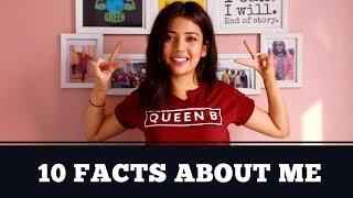 10 Fun Facts About Me | Barkha Singh
