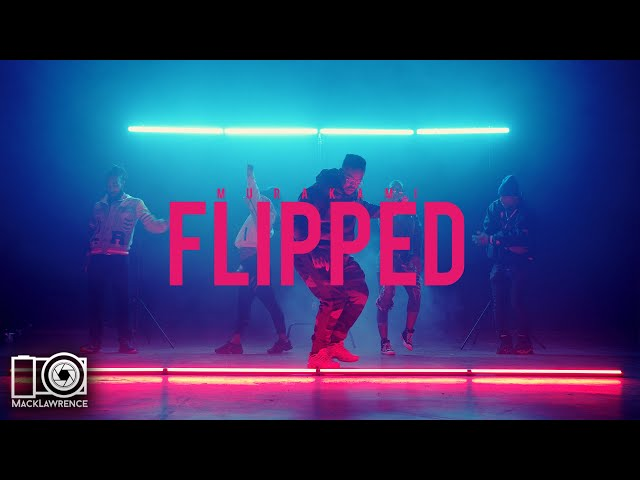 Murakami - Flipped - Directed By @Mack Lawrence Films