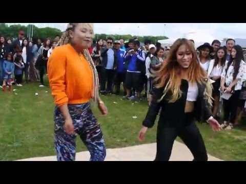 Gurkha Cup 2015 Dance for Nepal - by SnG