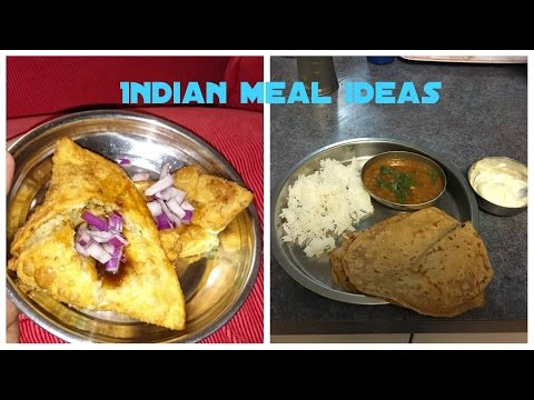 Quick And Easy Indian Vegetarian Meal Ideas For Busy Moms|Vaidehi Vaidehi