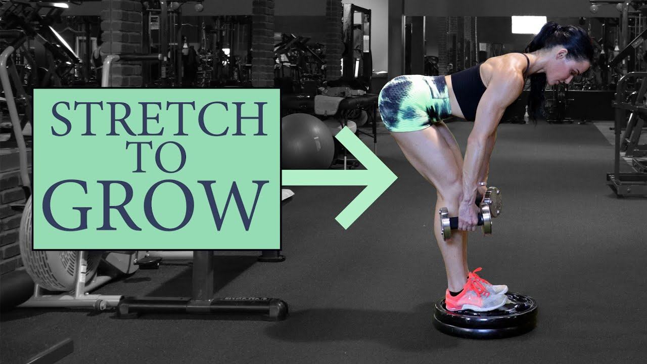 Legs and Glutes Gains   Full Workout with Free Weights