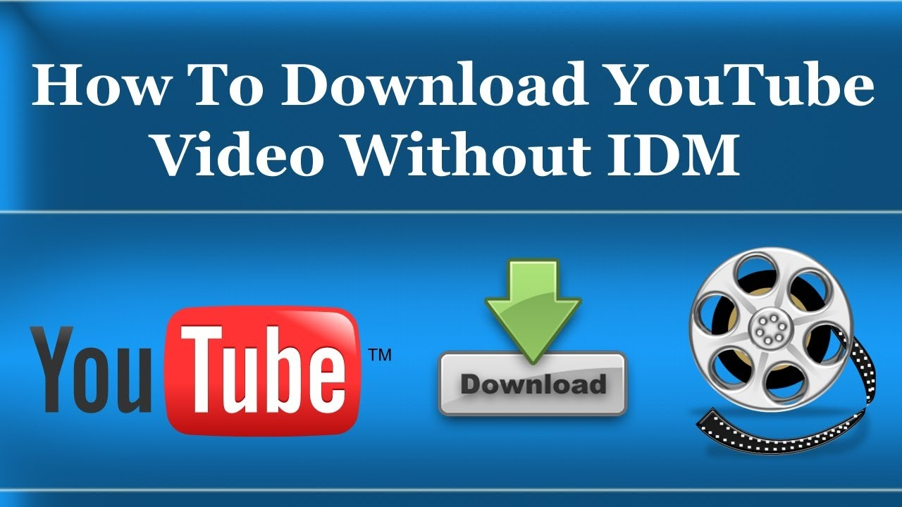 How To Download Youtube Videos Without Idm  Download Any Video Without  Software  Vlc Media Player