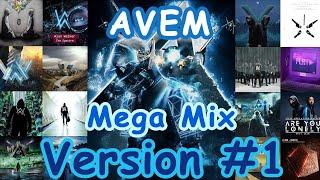 Download Alan Walker Avem (Mega Mashup) (Version 1) Ft. T10YOB MASHUPS