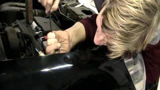 Ремонт вмятин без покраски. Удаление вмятин на кузове.