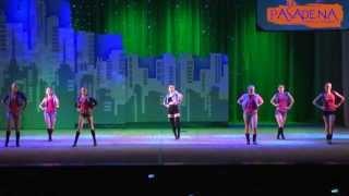 Pasadena dance school - Jazz funk (второй год обучения)