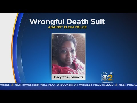 Family To Sue Elgin Police Over Fatal Shooting After Tollway Standoff