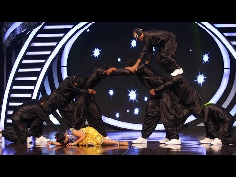 D3 D 4 Dance I  DR crew-Story telling round I Mazhavil Manorama