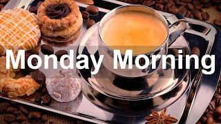 Monday Morning Jazz  Busy Work Mood Bossa Nova & Jazz Coffee Music