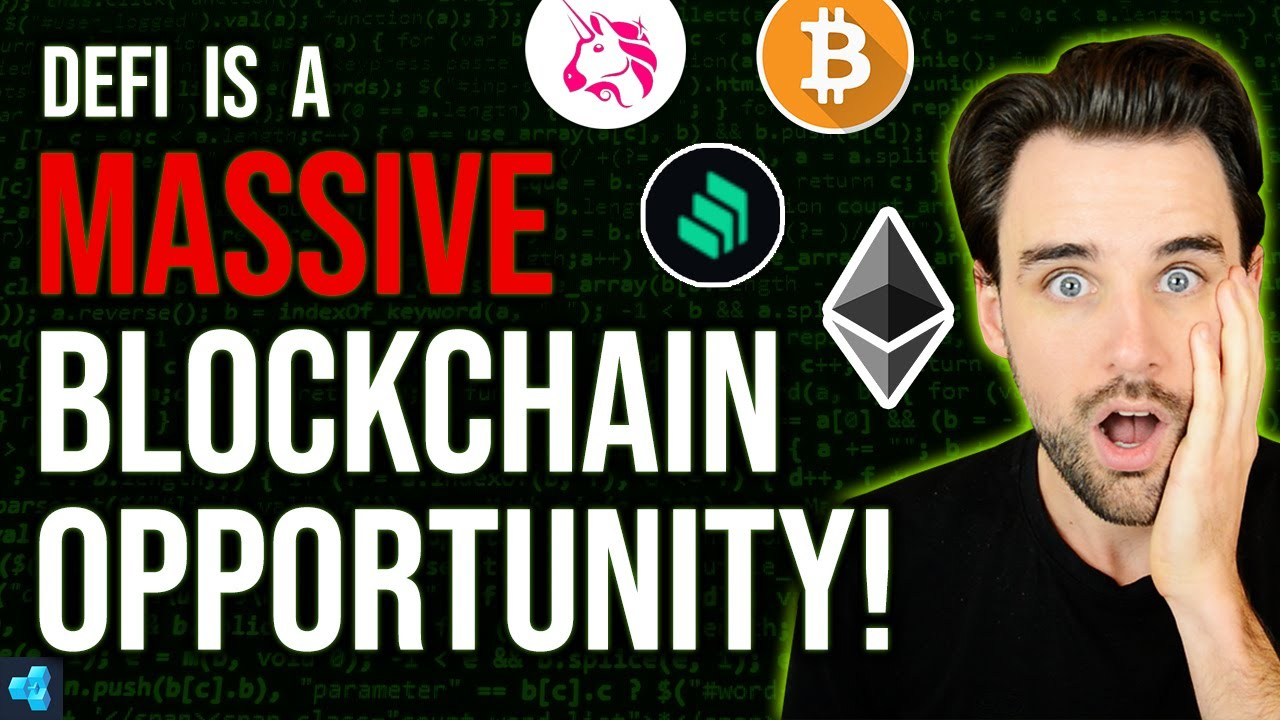 Is DeFi the BIGGEST opportunity in blockchain!?