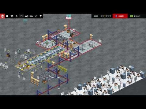 Production Line Early Access - Factorio mit Autos?