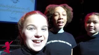Vlog Sint Voorstelling 2019 Theaterschool Almere in het KAF
