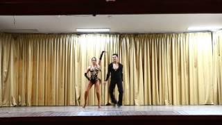 29 - Copa Brisa 2016 – Salsa Libre - Abraham Arrollo y Diana Chozo Bazan