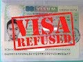 Important Reasons Why Many Visa Applications Are Refused
