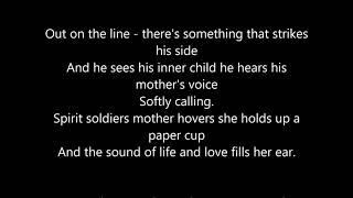 "MONSTERS OF FOLK - ""His Master's Voice""  /  LYRICS"