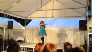 2012年6月2日 NLGR+にて。 マンゴーリプトンさん。ソロ! ☆ 女子大ハロ...