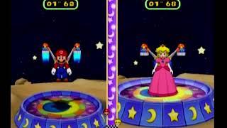 "Mario Party 6   Lunar-tics - Perfect Time (00""00)"