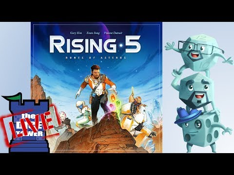 Rising 5: Runes of Asteros - LIVE!!!