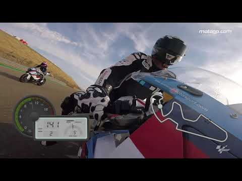 A lap around MotorLand Aragon with GoPro™