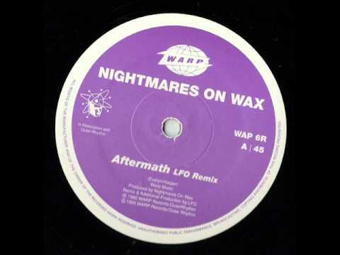 NIGHTMARES ON WAX - Aftermath (1990)