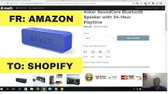 How to Make Money Selling Amazon Products on Shopify
