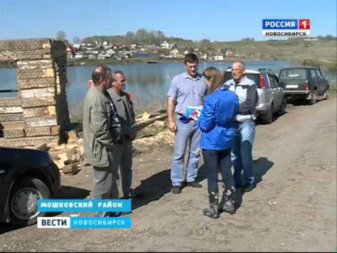 Рыбаков в селе Барлак лишают бесплатного прохода н