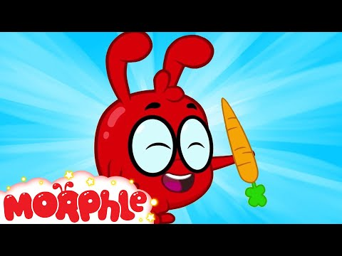 Morphle Cant See!!! Morphle and The Glasses - My Magic Pet Morphle | Cartoons For Kids | Morphle TV