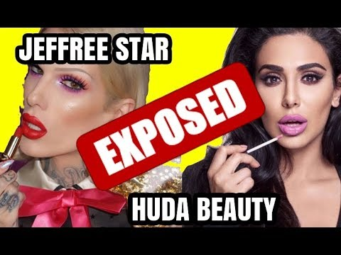 JEFFREE STAR WAS RIGHT ABOUT HUDA BEAUTY