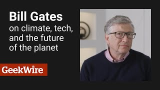 Bill Gates on avoiding a climate disaster