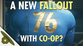 FALLOUT 76 - A new rural CO-OP Fallout game?