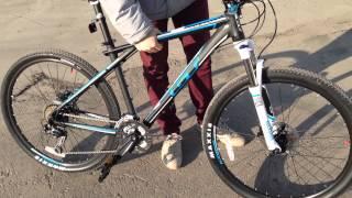 Смотреть видео Велосипед Avalanche 2.0