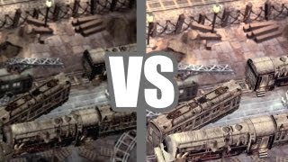 CGRundertow FINAL FANTASY VII PlayStation VS. PC Video Game Comparison