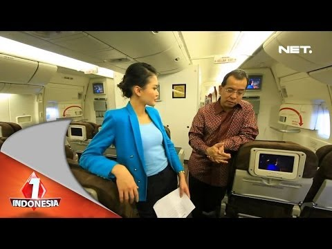 Satu Indonesia - CEO Garuda Indonesia - Emirsyah Satar
