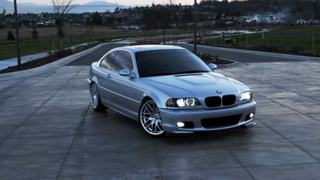 bmw e46 angel eyes led for all e46 m3 youtube. Black Bedroom Furniture Sets. Home Design Ideas