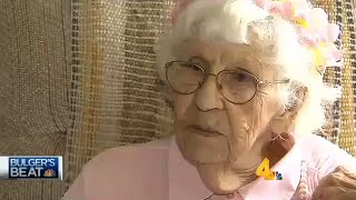 94-Year-Old's Incredible 3 Word Message To The World