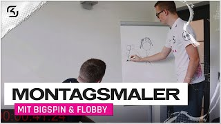 MONTAGSMALER..CLASH ROYALE EDITION | MIT FLOBBY & BIGSPIN