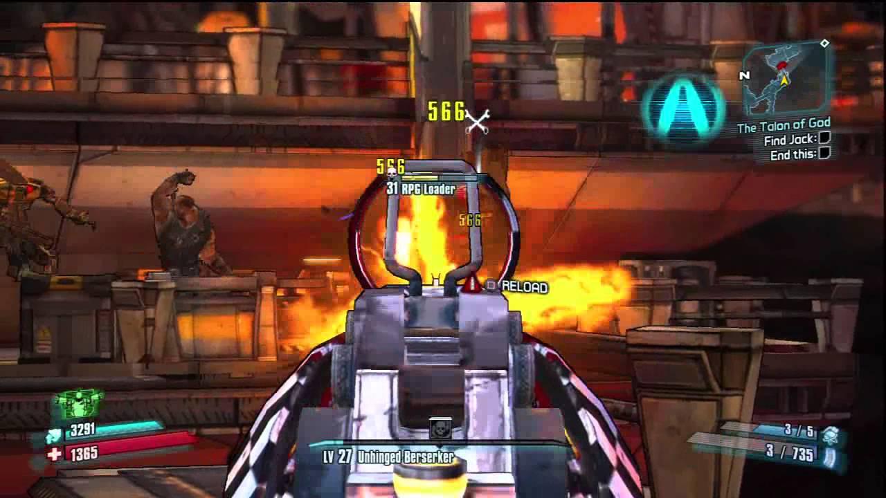 maxresdefault borderlands 2 brick, mordecai, heroes pass intense combat hd  at gsmx.co