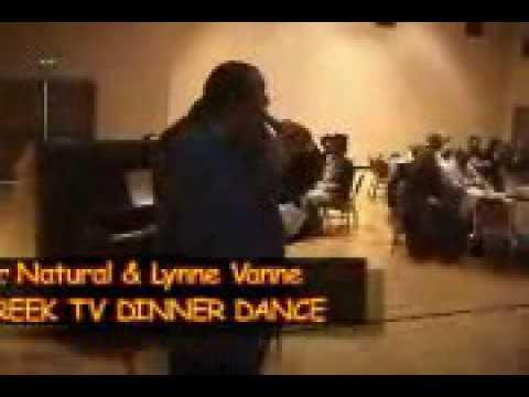 Mr Natural plays Bamboo Flute for Greek TV Dinner