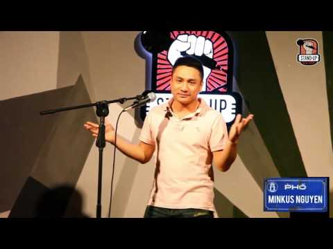 Minkus Nguyen @Stand-Up Hanoi 2017