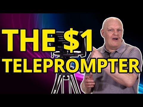 1$ Teleprompter Method
